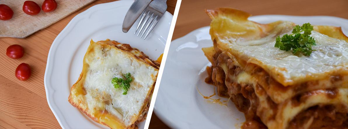 Tradičné domáce lasagne